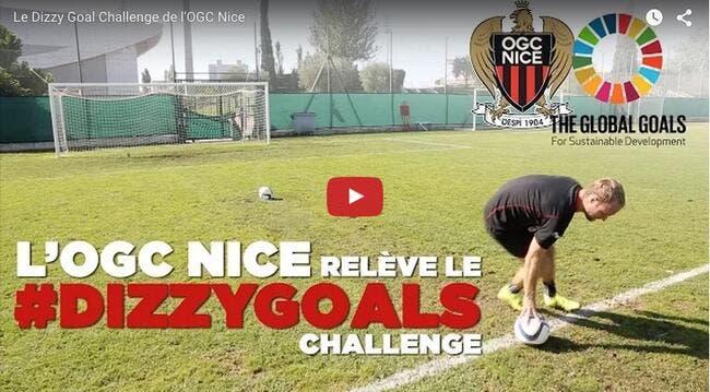 Vidéo : Pléa, roi du dizzy goal challenge