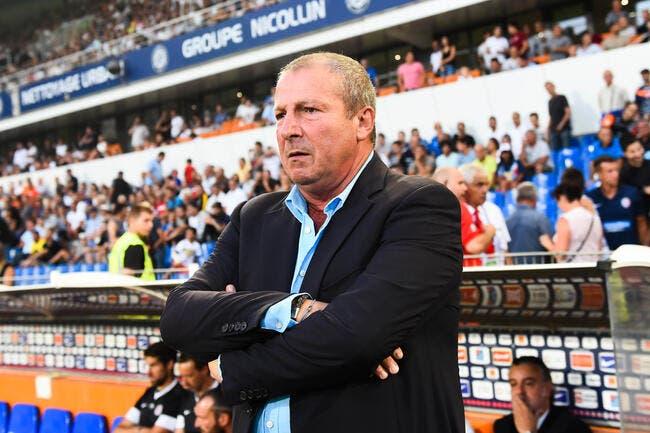 Courbis viré, Girard en attente à Montpellier ?