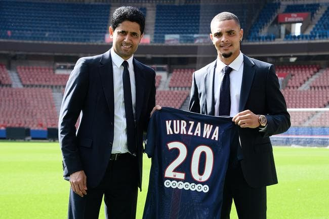 Au PSG, Kurzawa compte bouffer Maxwell, avec respect