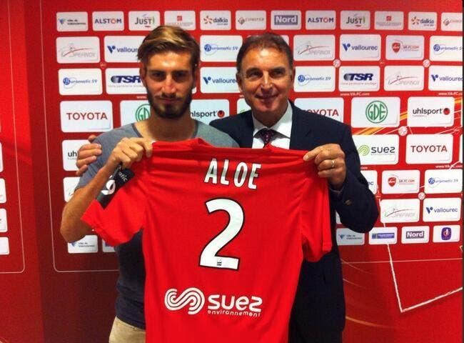 Officiel : Aloé prêté à Valenciennes
