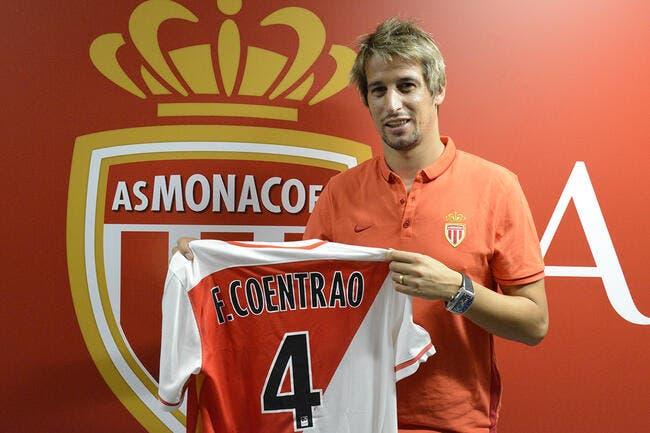 Officiel : Monaco accueille Coentrão en prêt