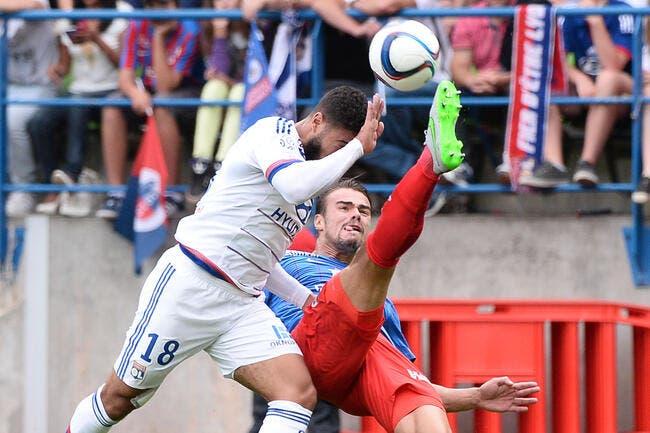 0-4 contre l'OL, Caen adopte la positive attitude
