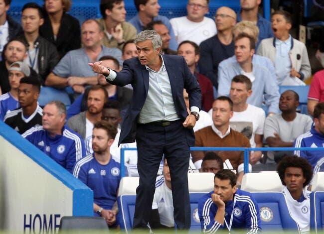 Chelsea a perdu, Mourinho connaît les coupables