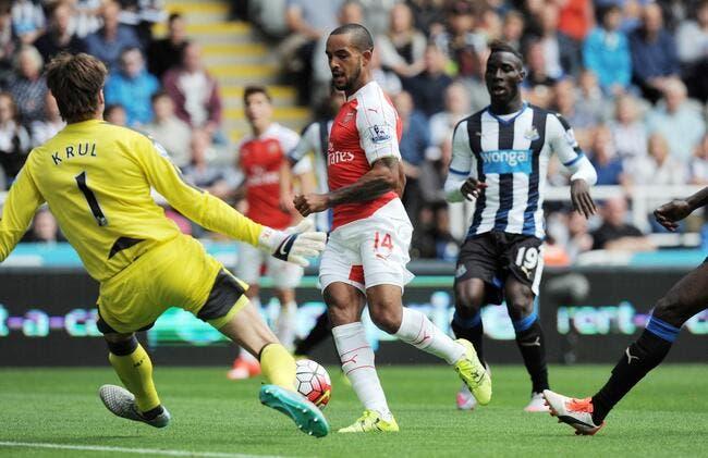 Newcastle - Arsenal : 0-1