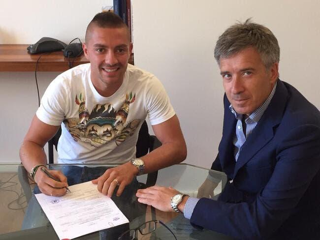 Officiel : Mounier quitter Montpellier et signe à Bologne