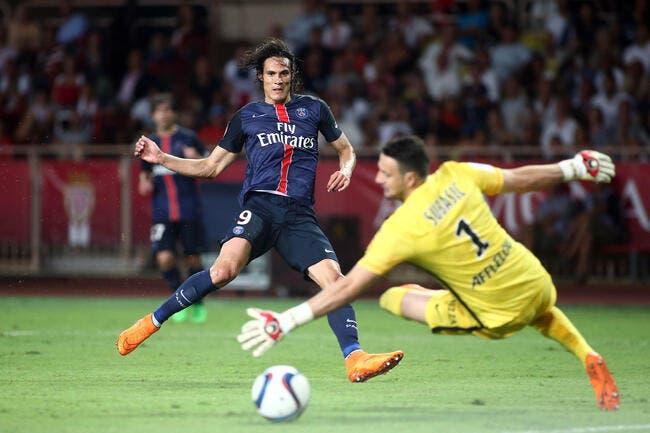 3-0, le PSG en boss de la L1 à Monaco