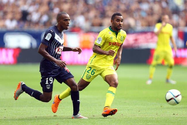Bordeaux s'offre un premier succès sur le compte de Nantes