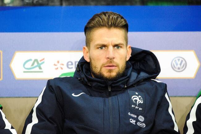 Costil remplace Ruffier en équipe de France