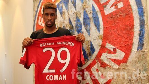 Le Bayern ? Coman n'a pas hésité une seconde