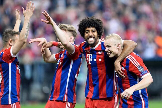 Officiel : Dante quitte le Bayern pour Wolfsburg
