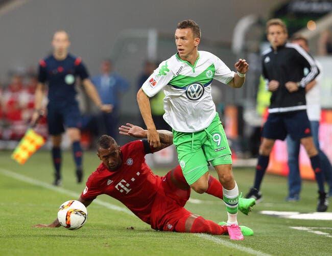 Officiel : Perisic part, Wolfsburg fait un dimanche à 100 ME