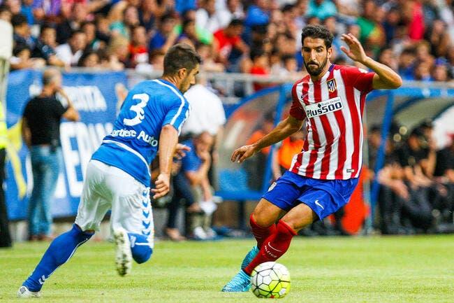 Officiel : Raul Garcia quitté l'Atlético pour Bilbao