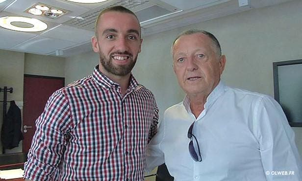 Officiel : Sergi Darder signe à l'OL jusqu'en 2020 !
