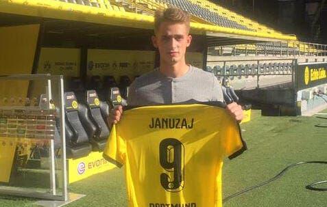 Januzaj prêté à Dortmund