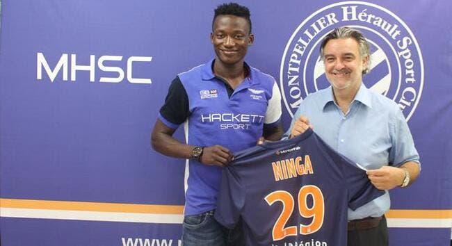 Montpellier recrute Casimir Ninga