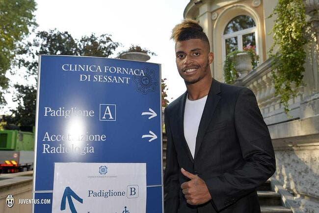 Officiel : Lemina est arrivé à la Juventus et va quitter l'OM !
