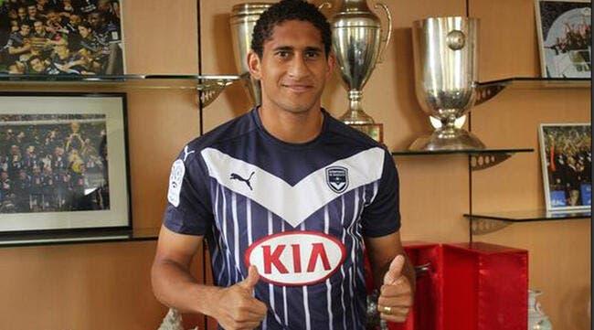 Officiel : Pablo signe quatre ans à Bordeaux