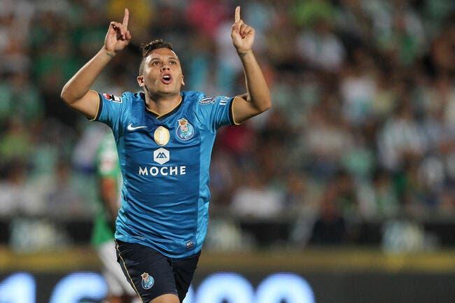 Officiel : Quintero quitte Porto pour Rennes