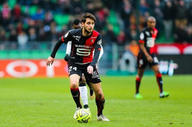 Officiel : Rennes prête Prcic au Torino et Saïd à Dijon