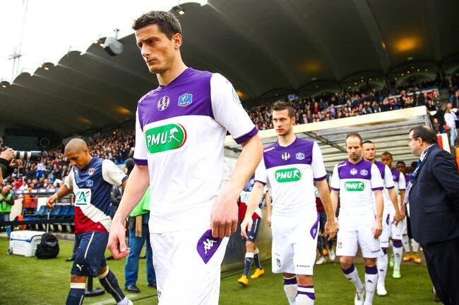 Officiel : Veskovic quitte Toulouse pour Troyes