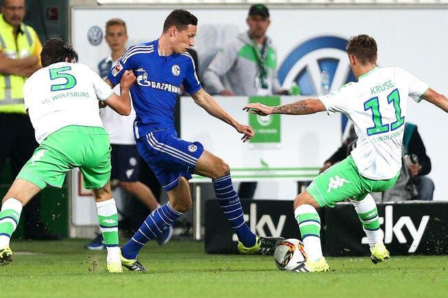 Officiel : Wolfsburg met 35 ME pour Draxler