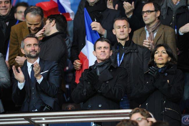Manuel Valls ne veut plus de Benzema en équipe de France !