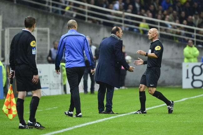 Après Nantes-OL, Der Zakarian risque de prendre cher