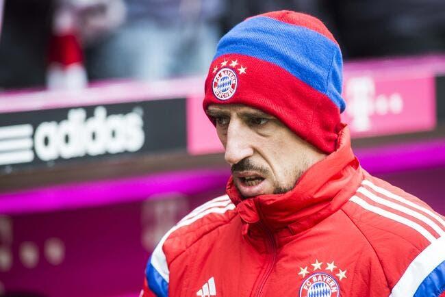 Ribéry entendu par la police pour une histoire de prostitution