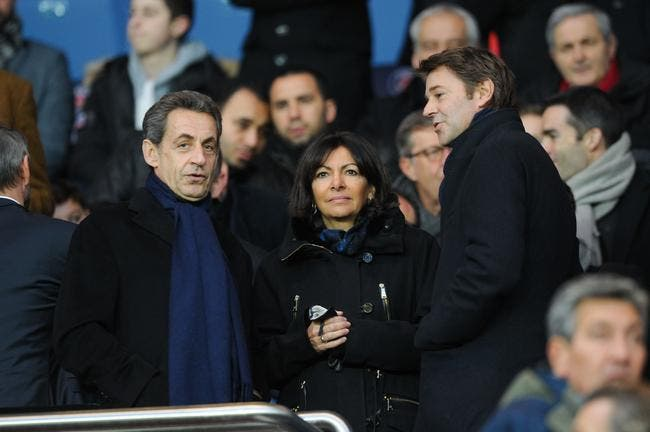 Sarkozy vire Valls de son poste de sélectionneur des Bleus