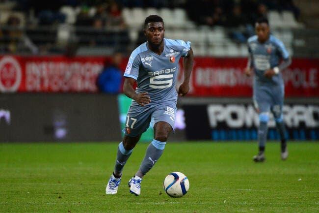 A Rennes, il va affronter l'OM avec Marseille dans le cœur