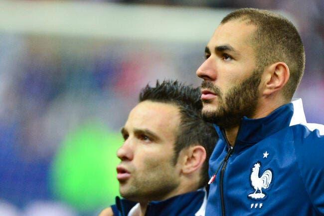 Benzema et Valbuena ont mis le bordel en EDF accuse Larqué
