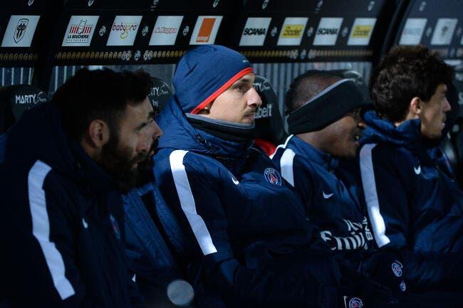 Les deux raisons qui pourraient empêcher Ibrahimovic de rester au PSG