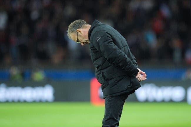 Officiel : Furlan n'est plus l'entraîneur de Troyes