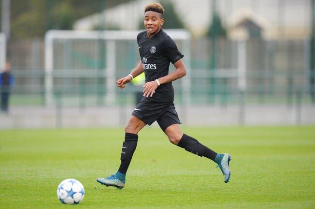 Un nouveau jeune lancé par le PSG à Nice ?