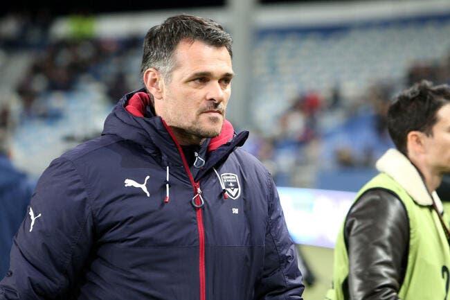 Confirmé, Sagnol promet un « hiver mouvementé » à Bordeaux