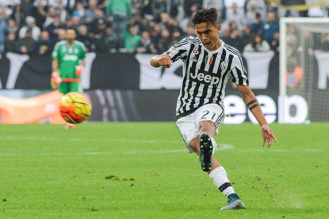 Le splendide enchainement de Dybala face à la Lazio