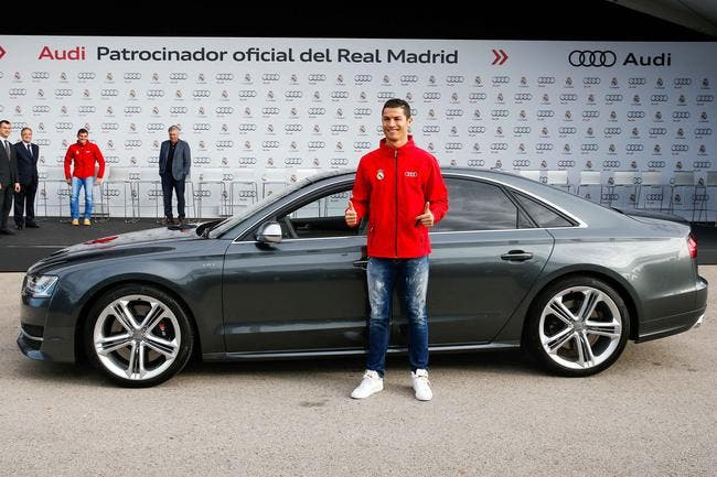 Cristiano Ronaldo trop bling-bling selon Cissé