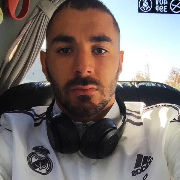 Benzema envoie un message pour les adieux de l'OL à Gerland