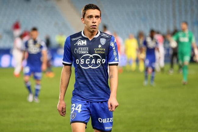 « Monaco n'était pas trop fort » pour Bastia, et pourtant