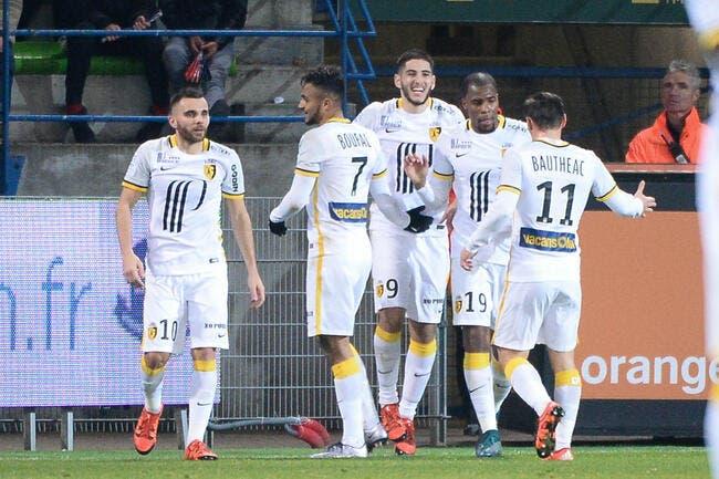 Monaco se rapproche du podium, Lille confirme