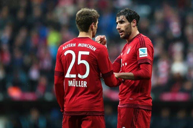 Un but de Ribéry n'empêche pas la première défaite du Bayern