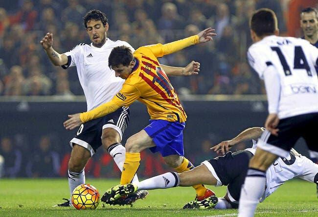 Valence - Barcelone : 1-1