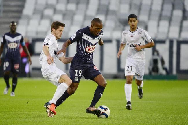Bordeaux s'arrache pour un 1-0 qui vaut de l'or face à Guingamp