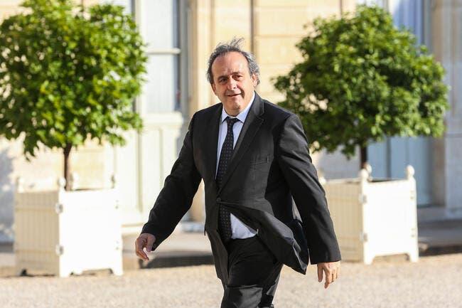 Platini sauvé par un document vieux de 17 ans ?