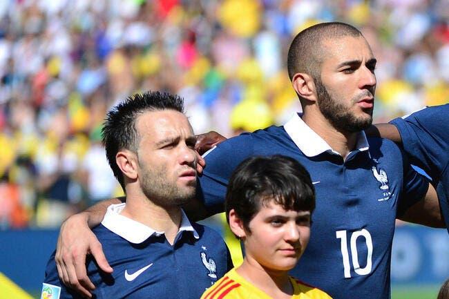 Benzema veut une confrontation avec Valbuena