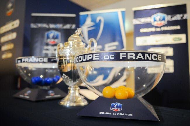 Coupe de france de football le tirage au sort des 32e de - Tirage au sort coupe de la ligue 2015 ...