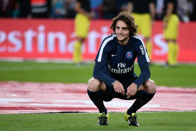 «Casse toi du PSG Rabiot!», Luis Fernandez explose