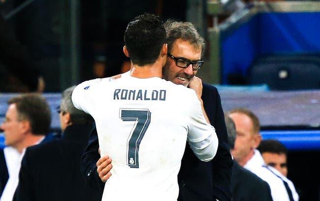 Cristiano Ronaldo exige un joueur d'Arsenal pour signer au PSG
