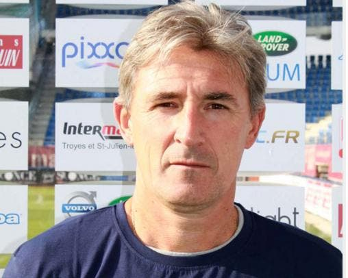 Officiel : Claude Robin entraîneur de Troyes