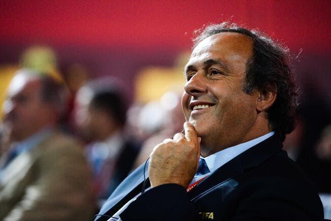 Platini à Paris pour le tirage de l'Euro 2016 ? Il y croit